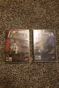Fallout 1 and 2 PC Bethlehem, 18018