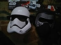2 star wars masks