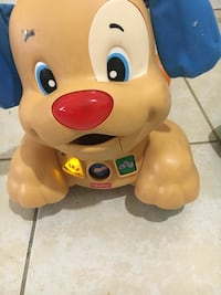 baby's yellow and blue Fisher Price ride on Germantown, 20874