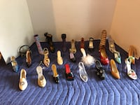 Lot of 25 Small Collectible Shoes Price is For All Manassas, 20112