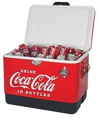 Coca Cola 54 quart Ice Chest Brantford