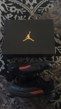 "Retro Air Jordan 12 ""Max Orange"" Size 13 Toronto, M1B 5K8"