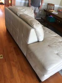Leather Couch Ellicott City
