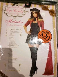 Eye Candy Matador costume Laval, H7X