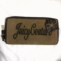 Brown's JUICY COUTURE wallet Montréal, H1J