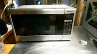 black and white microwave oven Seattle, 98125