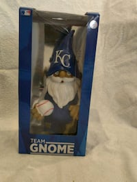 Forever Collectible MLB 11.5 KC Royals Gnome Boston, 02128