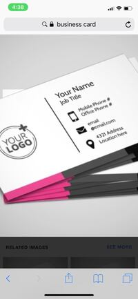 Logo design print flyers cards tshirt and much more Toronto, M1P 5H5