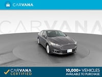2016 Ford Fusion Energi Plug-In Hybrid SE Luxury Sedan 4D Phoenix, 85008