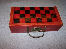 vintage style Chinese Chess Set - new never used