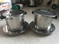 Vietnamese Coffee Filters