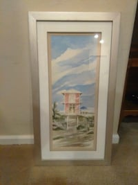 Beautiful Framed picture  Chino Valley, 86323