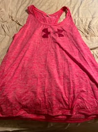 Under Armour tank top - size large  Fairfield, 17320