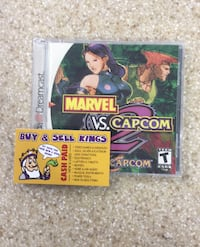 Marvel vs CAPCOM 2 DREAMCAST  Toronto, M1H 2A4