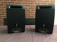 Bose 201 Series V Speakers - Right and Left Stereo EXCELLENT Condition GERMANTOWN
