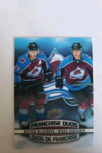 2019-2020 franchise duos tim hortons card Whitby, L1R 3H4