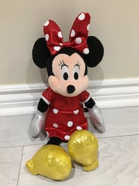 Minnie Mouse medium plush Toronto, M1M 3G2
