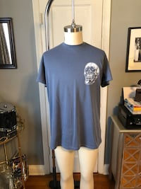 Men's Propel Skull T-shirt paid $25 size XL good condition  Washington, 20002