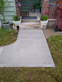 Concrete work done affordably and right. Stroudsburg