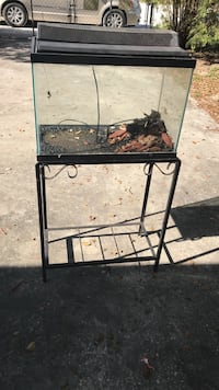 Fish tank with stand Avon Park, 33825