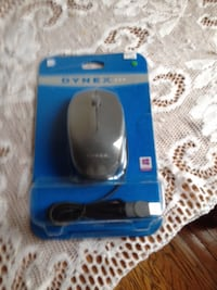 Dynex wired mouse