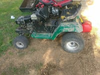 green and black ride on mower Cookeville, 38501