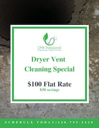 dryer vent cleaning Leesburg