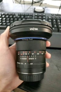laowa 12mm Canon ef with focus chip Fairfax, 22030