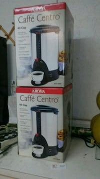 40 Cup coffee maker. (2) Port St. Lucie, 34952