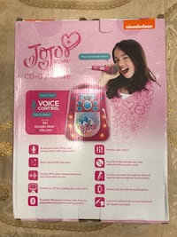 Nickelodeon Jojo Karaoke Machine (brand new) Pensacola, 32507