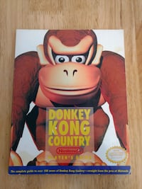 Donkey Kong Country Player's Guide Nintendo Beaverton, 97008