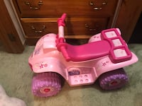 Barbie 4 wheeler  Bluemont, 20135