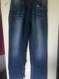 blue-washed denim jeans St Catharines, L2S 4A6