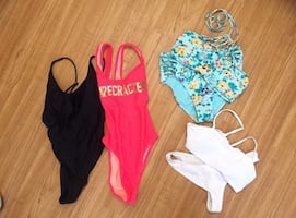 Women's Swimsuits (All for $15)
