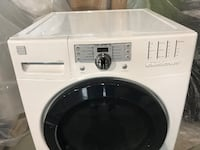 white front-load clothes washer Bloomfield Hills