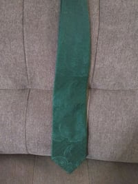 Green Dress Tie