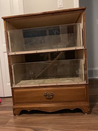 Custom small critter enclosure
