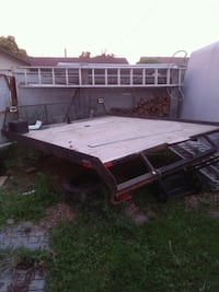 Truck deck for sleds and quads Edmonton, T5E 0Y3