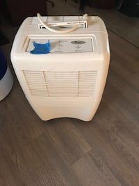Humidifier and dehumidifier combo Vaughan, L4L 6M6