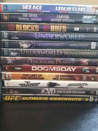 DVDs sale! Movies $1.00 EACH! Mississauga, L4Z 1H7