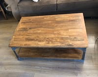Rustic look coffe and end table set  Lawndale, 90260