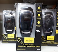 Jabra Cruiser Bluetooth Car Kit, Speakerphone Toronto