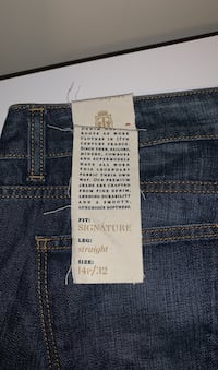 Jeans. Reduced price. New w/tag. Talbots size 14P