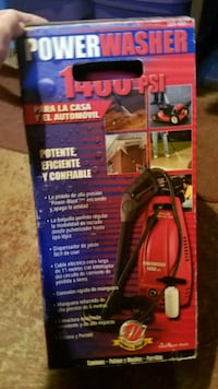 1400 PSI ELECTRIC PRESSURE WASHER Florence Township, 08518