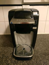 black and gray Keurig coffeemaker Burnaby, V5C 3T8