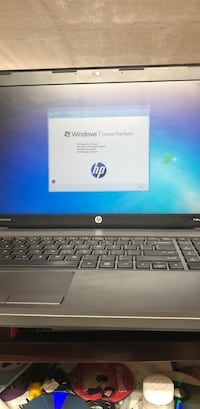 Hp Windows 7 laptop with charger  Dallas, 30132