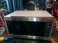 stainless steel and black microwave oven Frederick, 21701