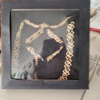 Necklace set with Earring and Bracelet New Westville