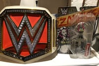 WWE RAW WOMAN'S TITLE Baltimore, 21224
