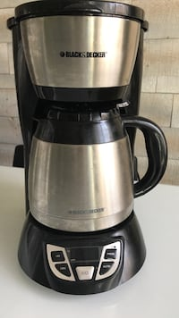 Coffee maker  Edmonton, T6E 1K1